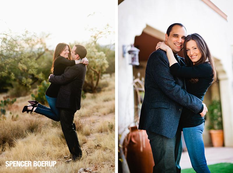 tucson family portrait photos photograph arizona desert fun casual formal