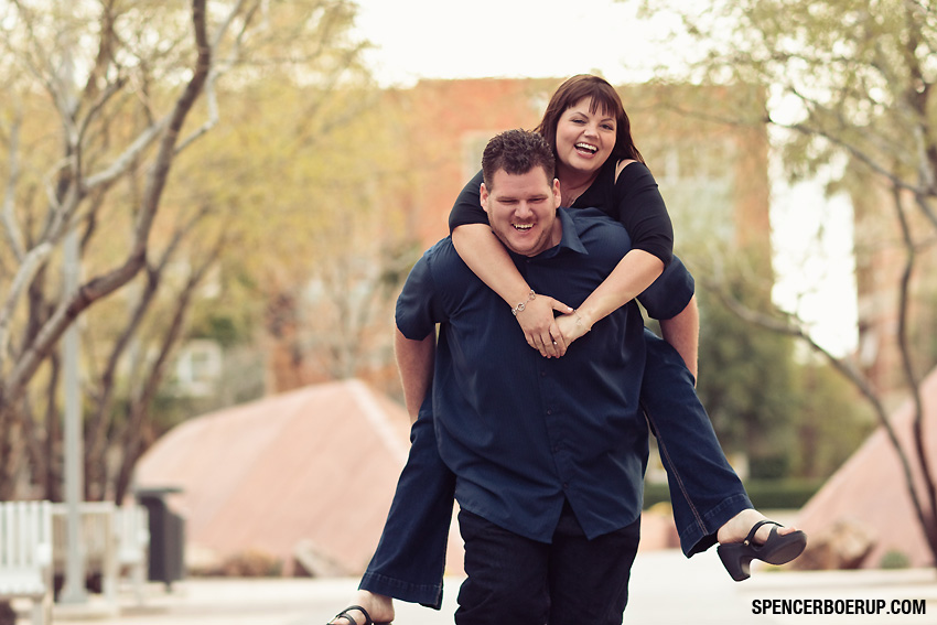 tucson engagement portraits theater university arizona wedding photography
