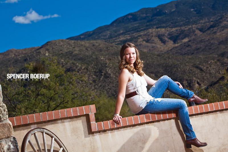 tucson arizona university science portrait high school ranch