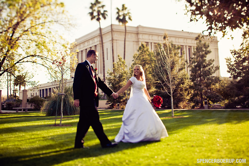 mesa arizona tucson wedding lds temple photography portrait