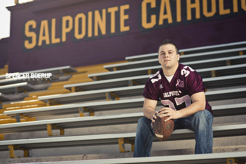 salpointe football senior portraits photos arizona tucson