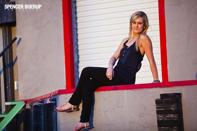 tucson senior portraits university of arizona urban downtown high school