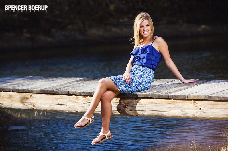 senior photo tucson southwest ranch casual relaxed fashion arizona