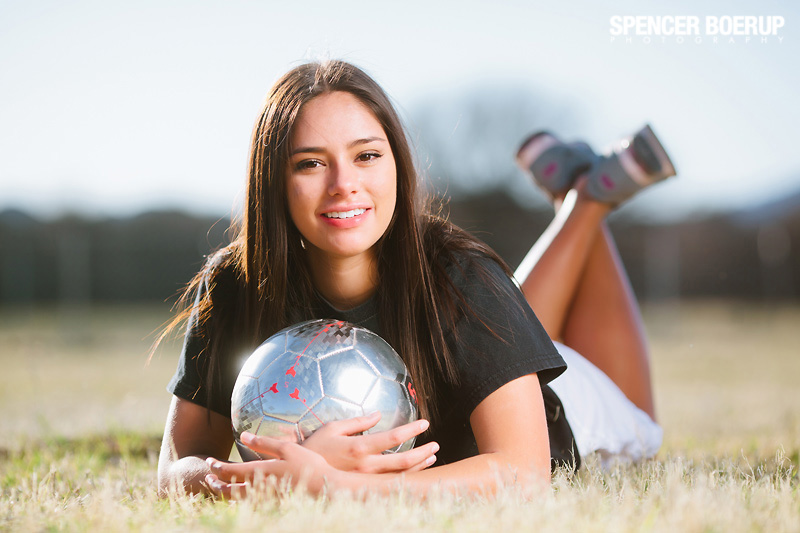 tucson senior photos arizona pascua yaqui tribe tubac nature soccer portrait