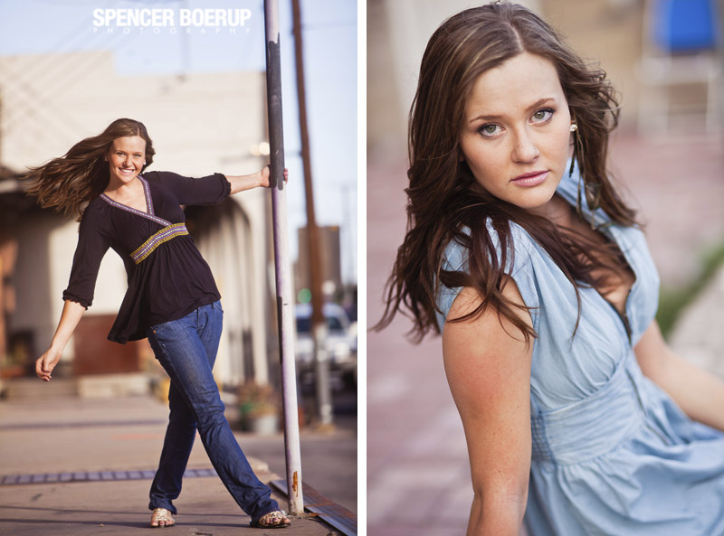 dance photos tucson senior arizona high school portraits downtown urban motorcycle