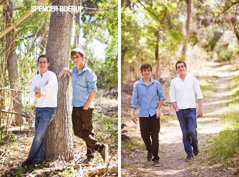 tubac nature trees outside senior photos tucson arizona southern high school portraits photos