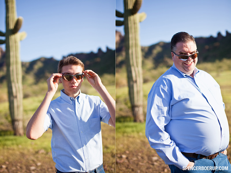 tucson arizona family portraits picacho desert green beautiful