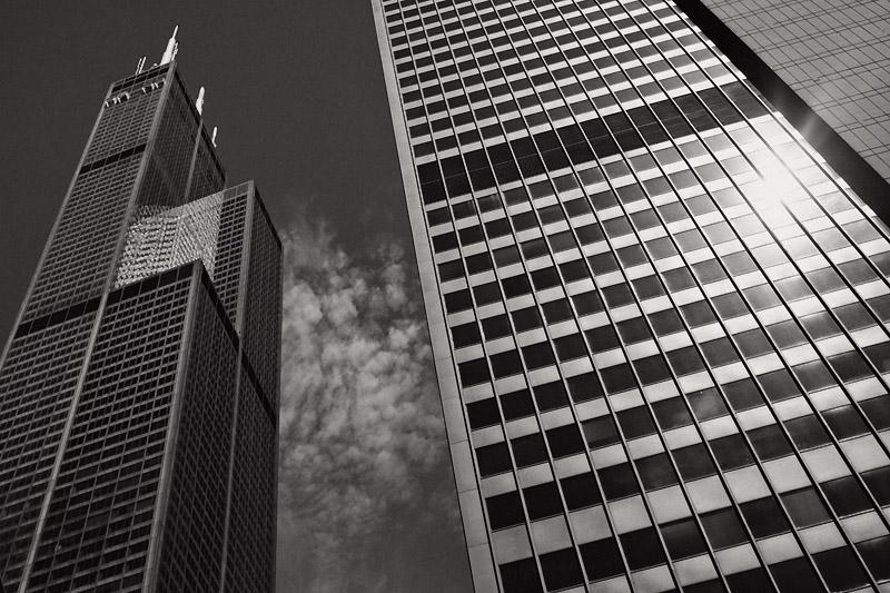 chicago city landscape photos buildings architecture
