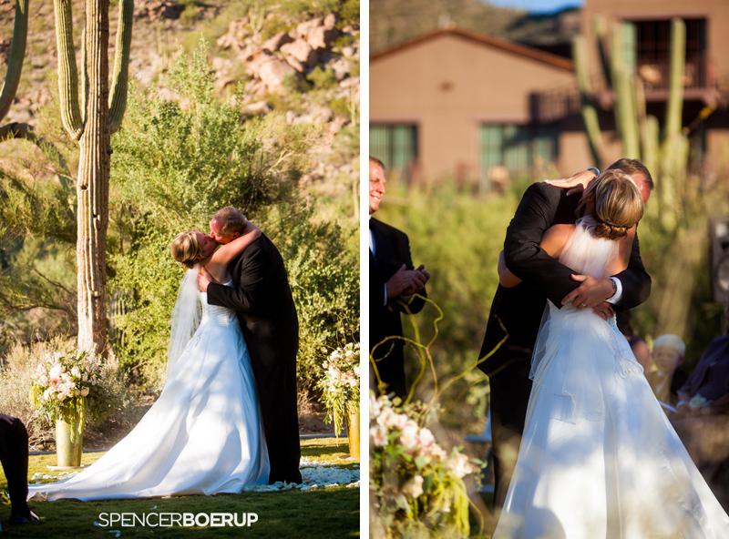 tucson ritz carlton wedding arizona desert fall bride groom dove mountain