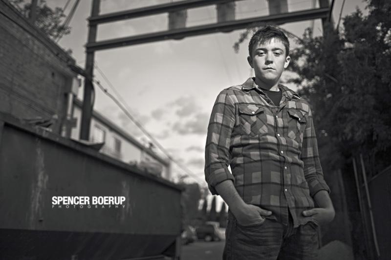 tucson benson arizona senior portraits photography mustang downtown urban