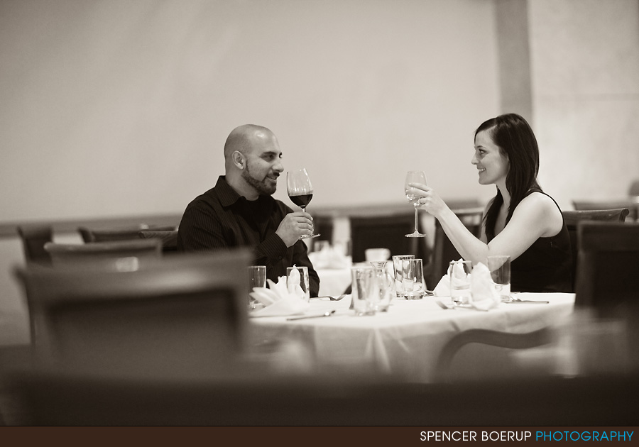 tucson wedding engagement la paloma westin imagen arizona couple