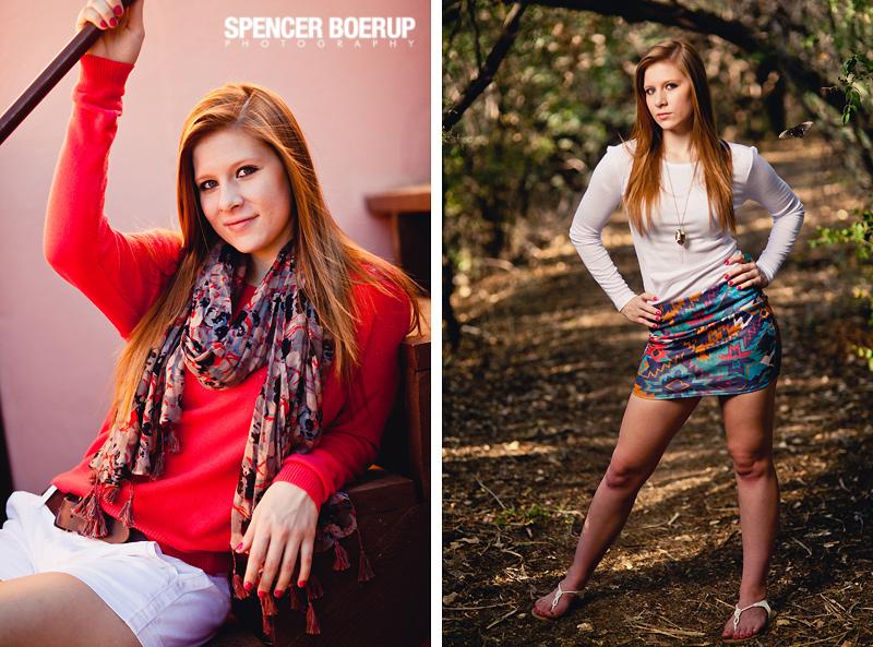 tucson senior photos arizona volleyball sabino canyon nature high school senior portrait photography