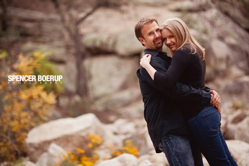 tucson engagement portrait photographer wedding arizona downtown urban forest mt lemmon fall