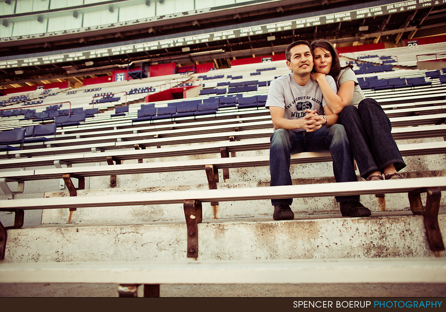 university of arizona engagement tucson wedding portraits