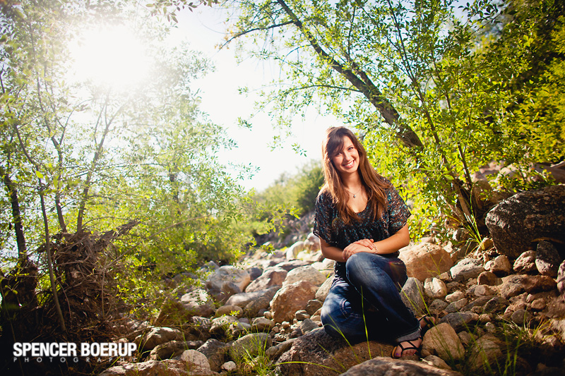 tucson senior photos photographer arizona cfhs ua university of arizona sabino canyon nature urban