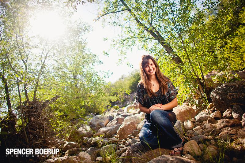 tucson senior photos photographer arizona cfhs ua university of arizona sabino canyon nature urban