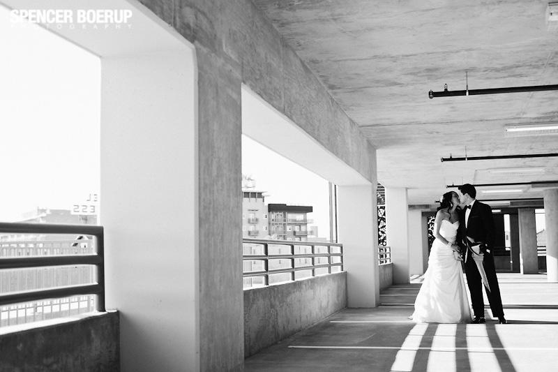 tucson wedding photographer bride groom modern arizona stillwell house downtown urban