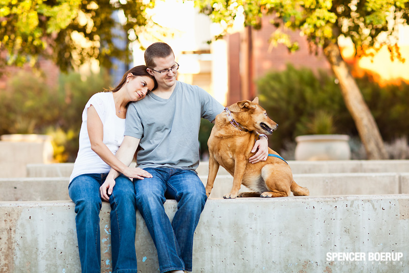 tucson engagement photo arizona wedding couple connection photography