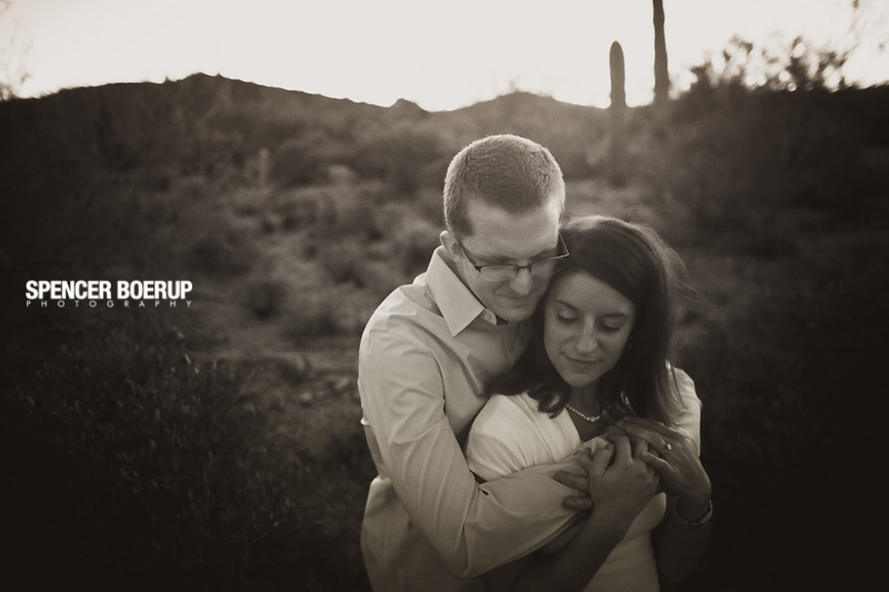 tucson engagement photo arizona wedding couple connection photography
