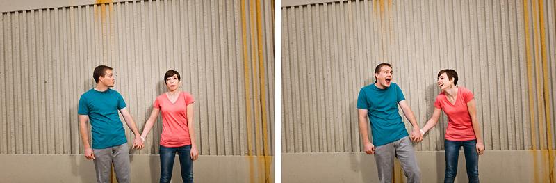 tucson arizona engagement photos portraits snow mt lemmon downtown fun urban