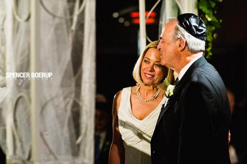 tucson ventana lodge jewish wedding arizona golf course ketuba older couple