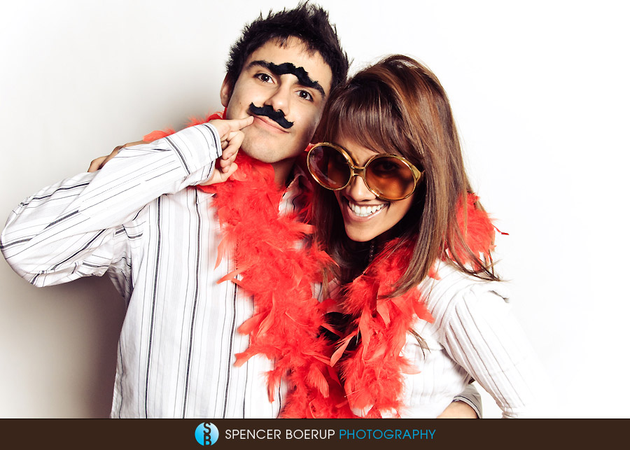 tucson wedding photography reception photo booth fun crazy awesome time