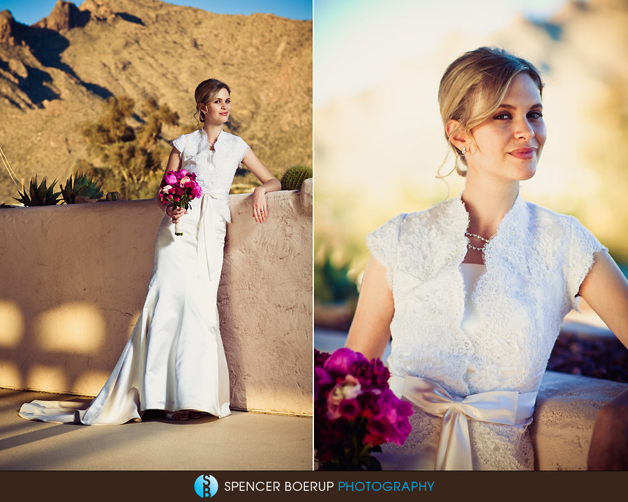 mesa tucson wedding photography temple westward look resort phoenix