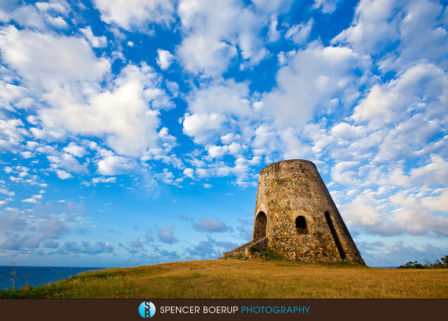 us virgin islands st croix landscape panorama photographs