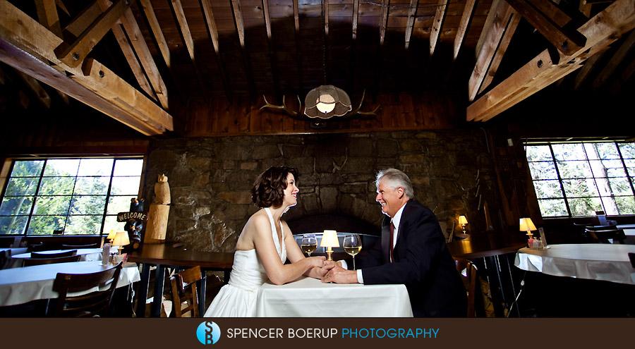 mt lemmon tucson arizona wedding portraits photography iron door