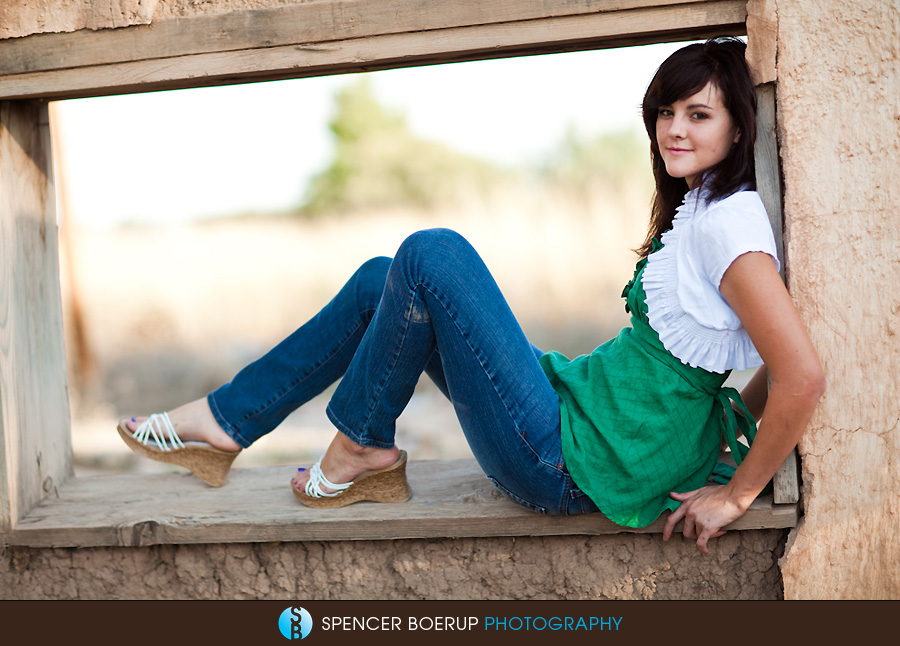 tucson benson arizona senior portrait photograph high school southern